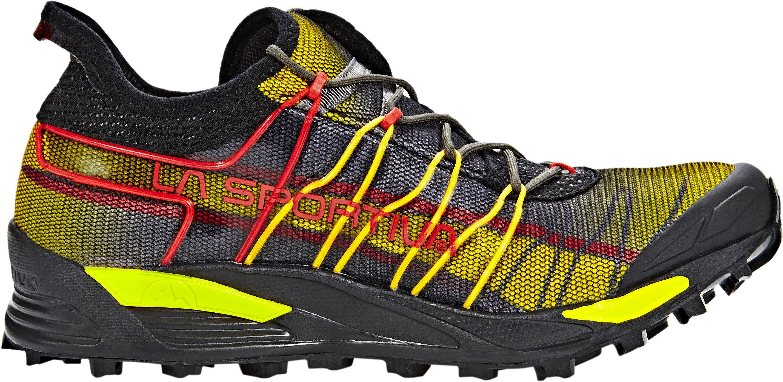 a6d87355f25 La Sportiva Mutant Running Shoes yellow black